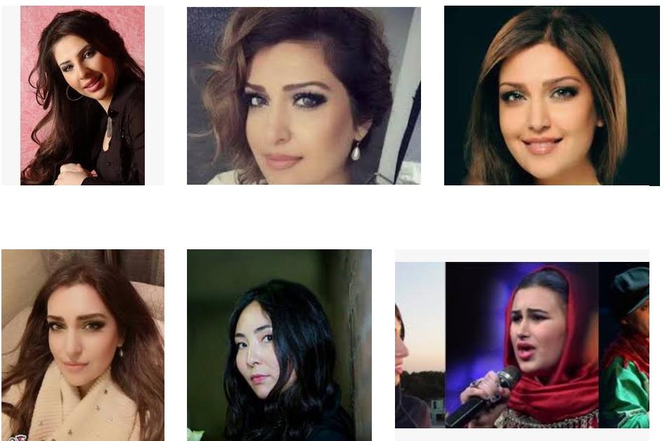 دانلود آهنگ افغانی خواننده زن