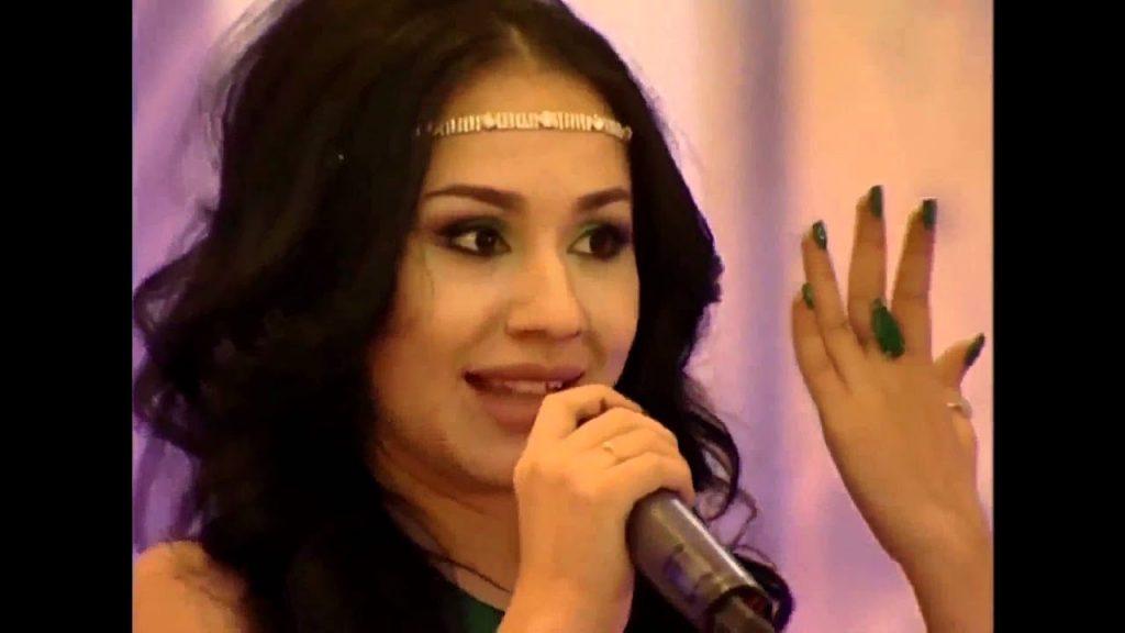 گلچین آهنگ های تاجیکی خواننده زن زلیخا